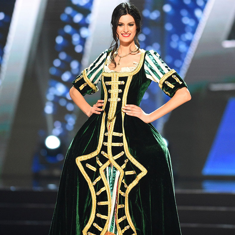 national clothing miss universe 2016 national costumes the most beautiful and the