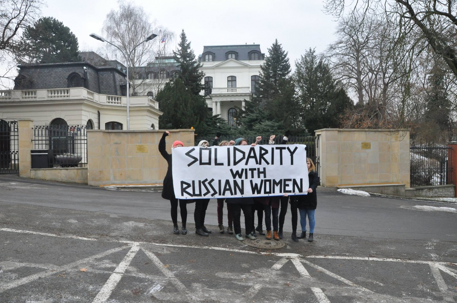 Solidarity with Russian women