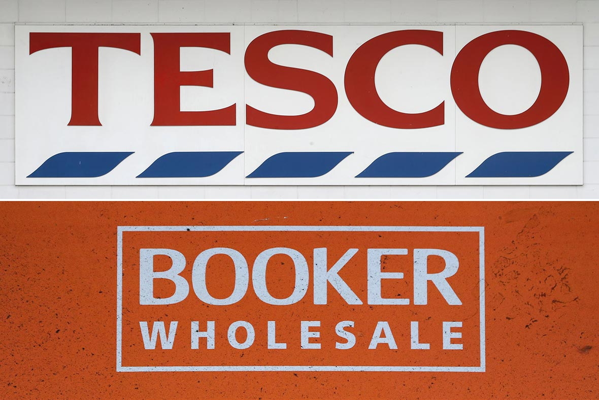 Tesco Booker