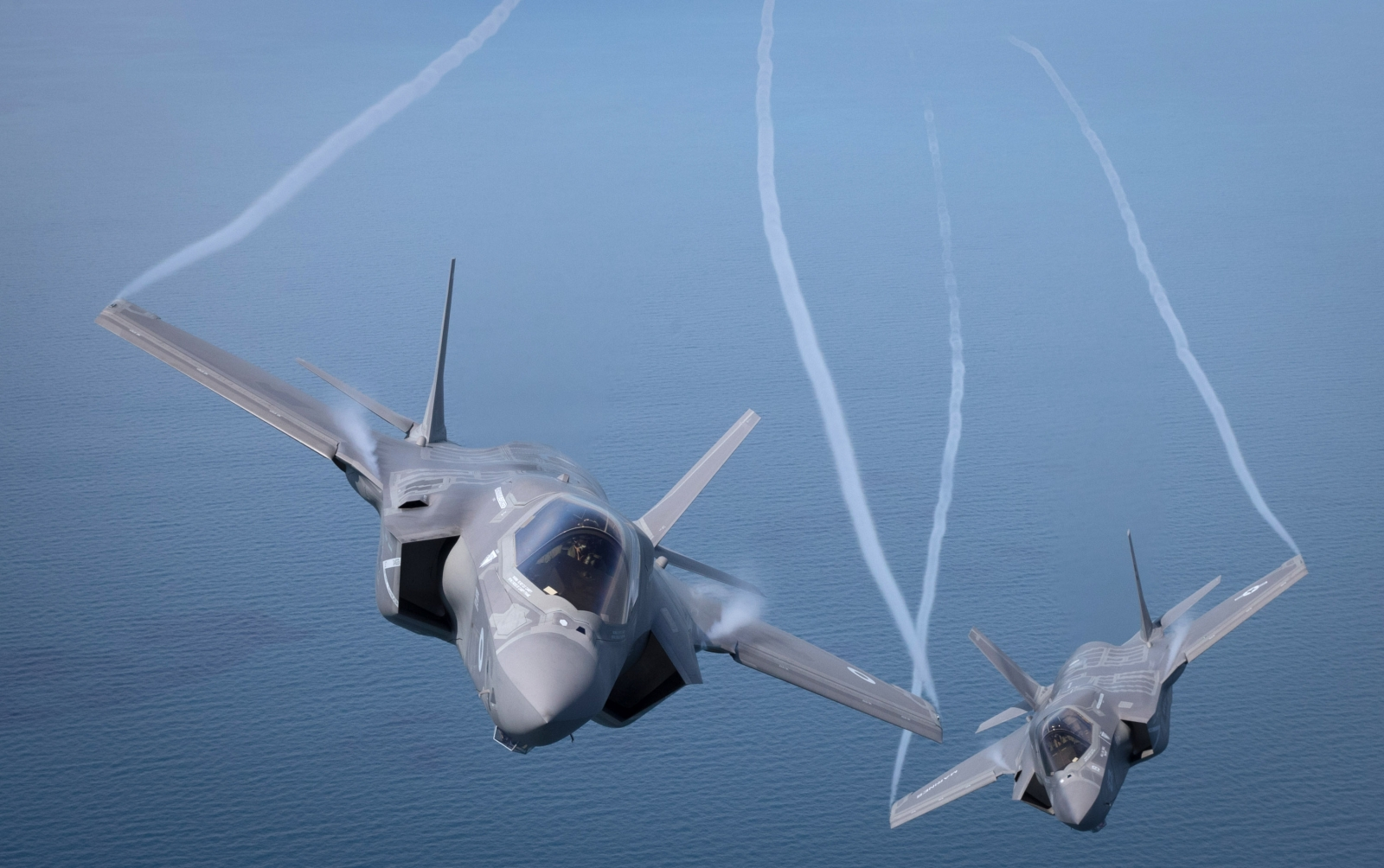 Lockheed Martin in $8.5B Pentagon deal for F-35s