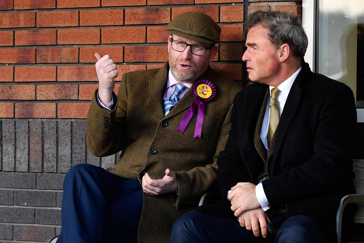 Ukip Deputy Leader Peter Whittle: 'We've got an incredibly bright future'