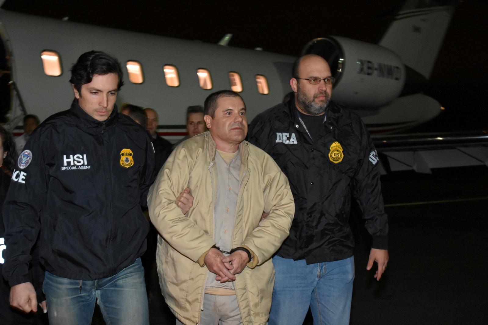 el chapo extradition