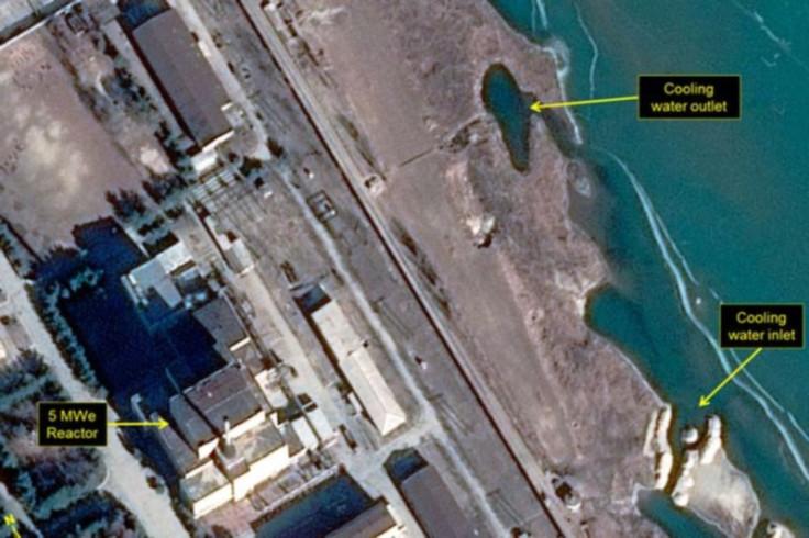 NK satellite