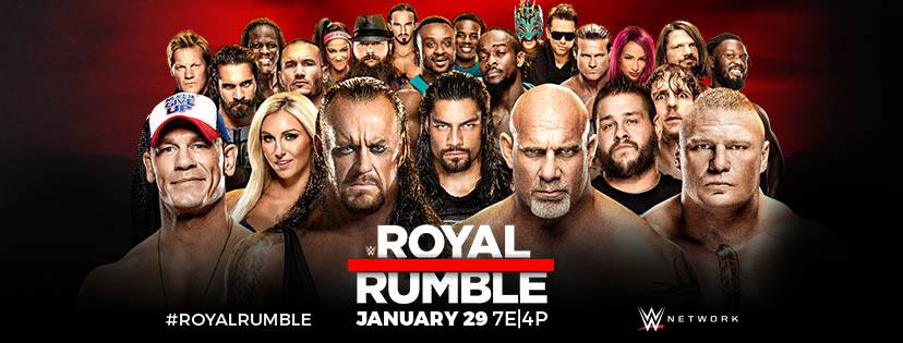 Wwe Royal Rumble 2017 Live Stream Goldberg Undertaker