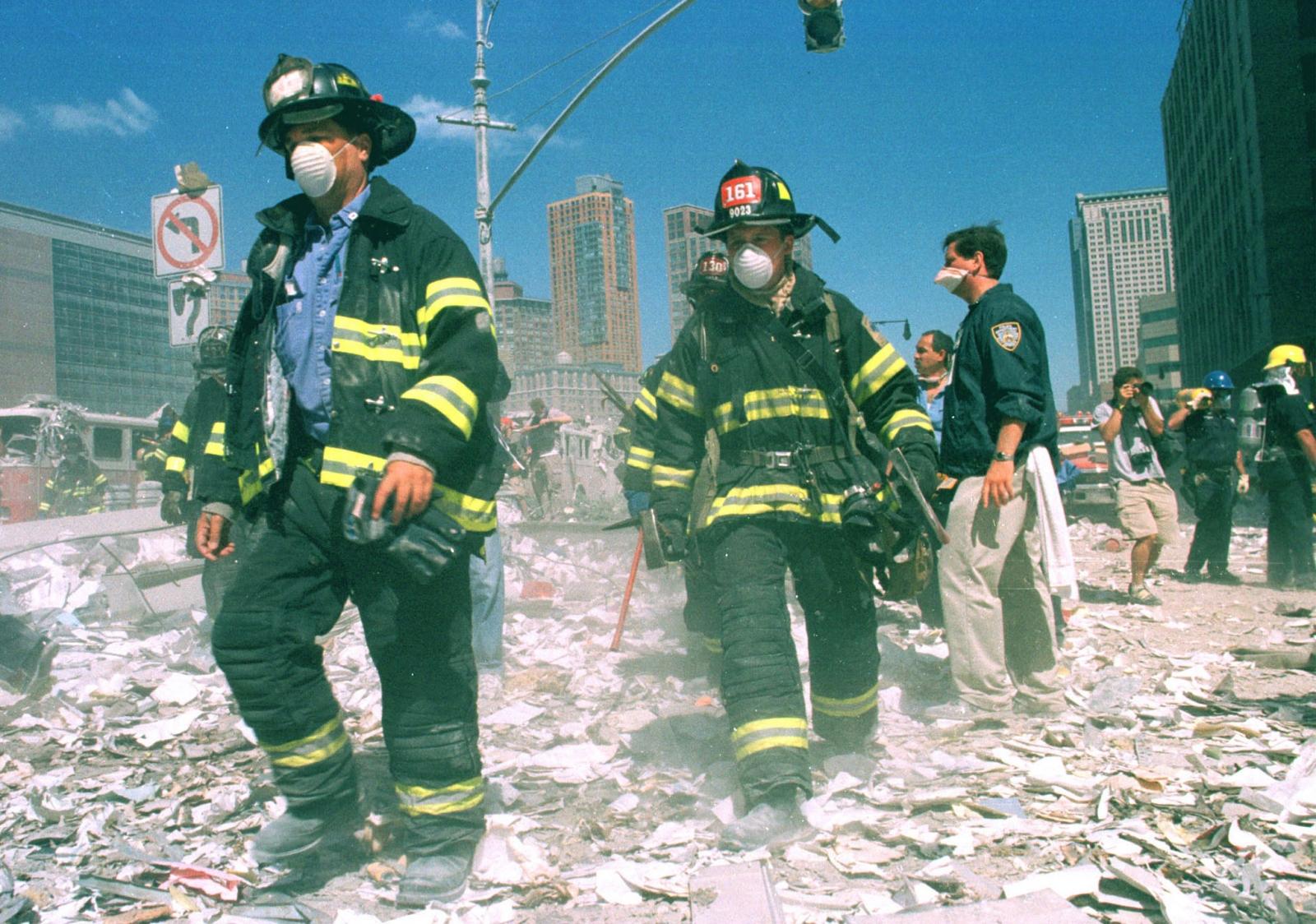 Day of terror 9-11 full colour book