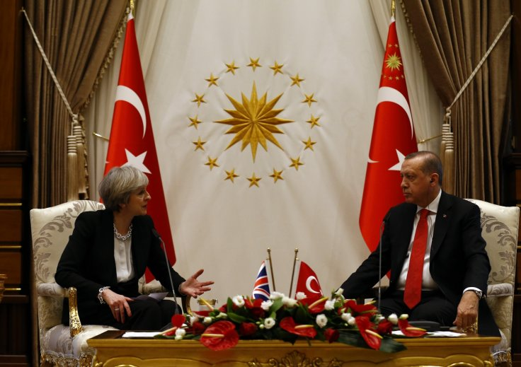 May and Erdogan