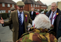 HOLD UKIP leader Paul Nuttall interview HOLD