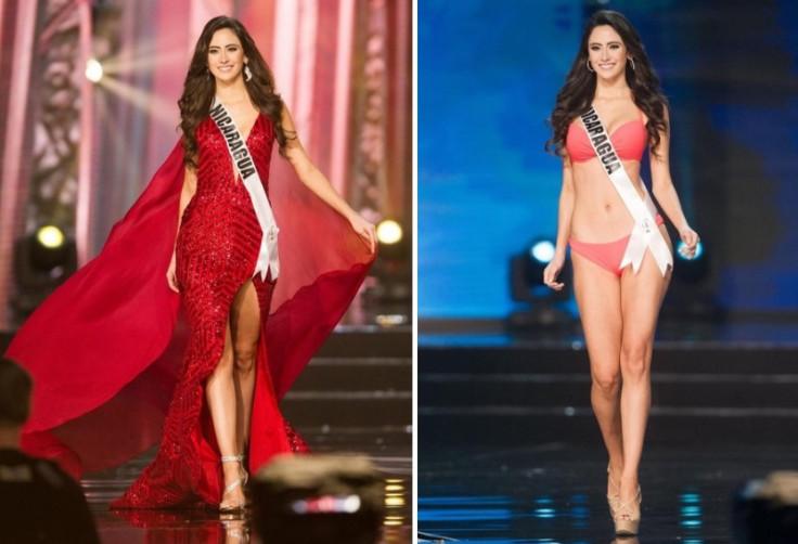 Miss Nicaragua 2016 Marina Jacob Miss Universe