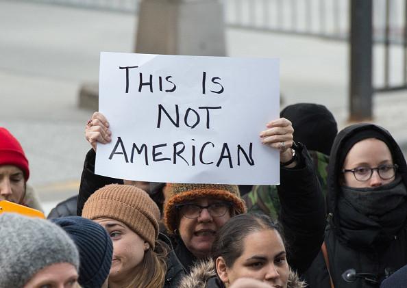 JFK protests