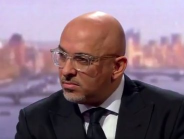 MP Nadhim Zahawi criticising Donald Trump