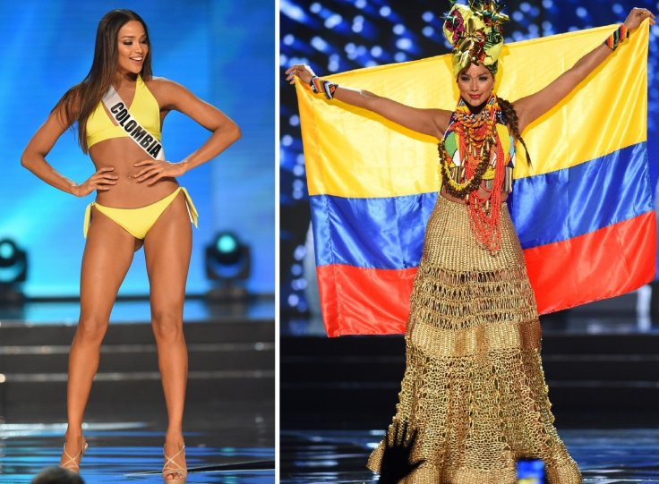 Miss Colombia Miss Universe Andrea Tover