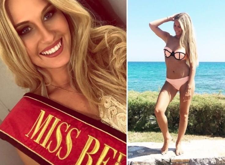 Beligum Lenty Frans Miss Universe