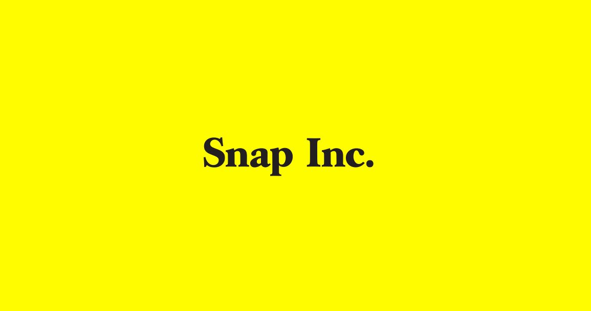 Snap Inc to file for IPO soon
