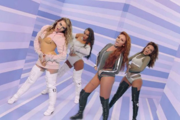 Little Mix Touch video Jesy Nelson Photoshopped
