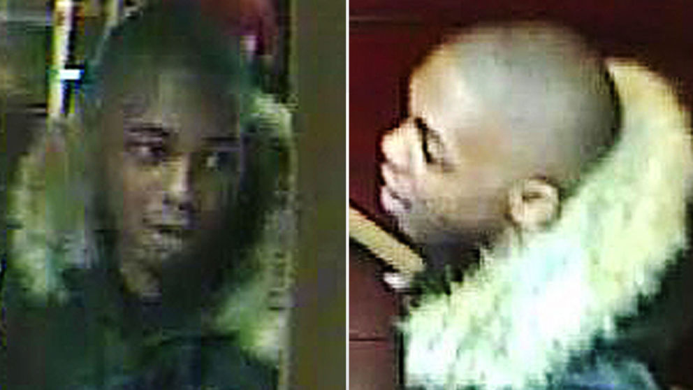 Police release images of sexual abuse suspect