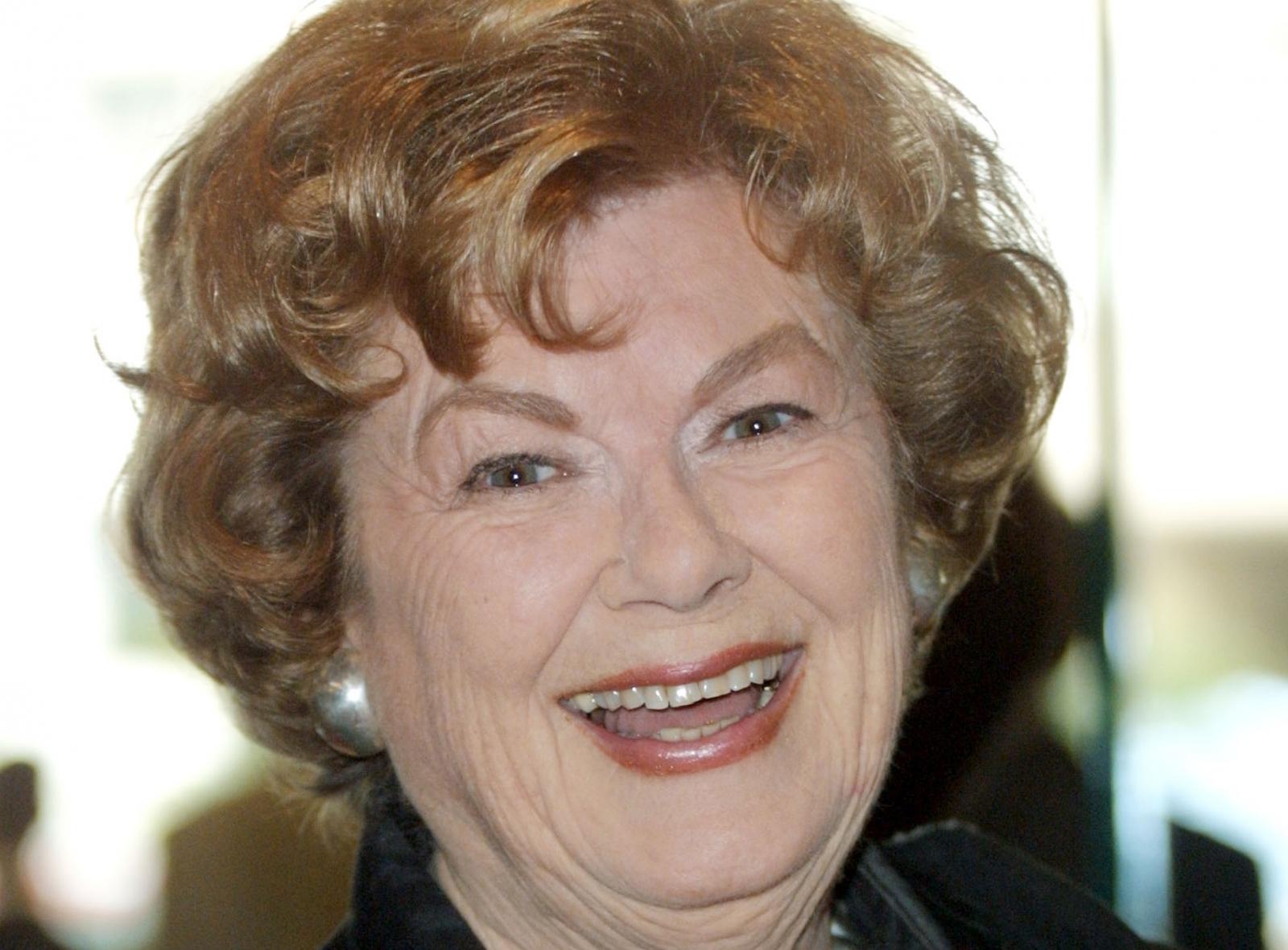 Perry Mason actress Barbara Hale