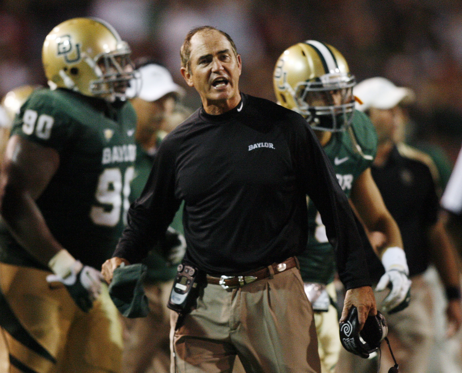 Baylor Lawsuit Alleges Athletes Committed Over 50 Rapes