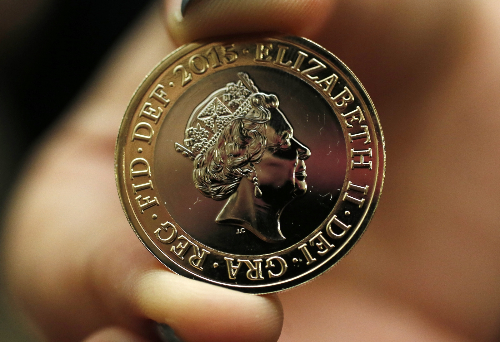 Royal Mint Producing Special Sapphire Jubilee