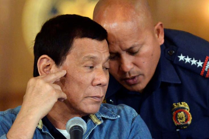 Rodrigo Duterte, Ronald Dela Rosa