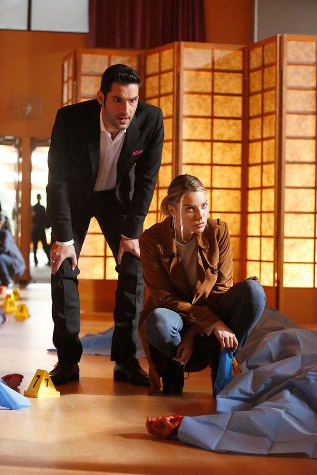 Lucifer Season 2 Episode 13 Live Stream Will Chloe Die As Lucifer