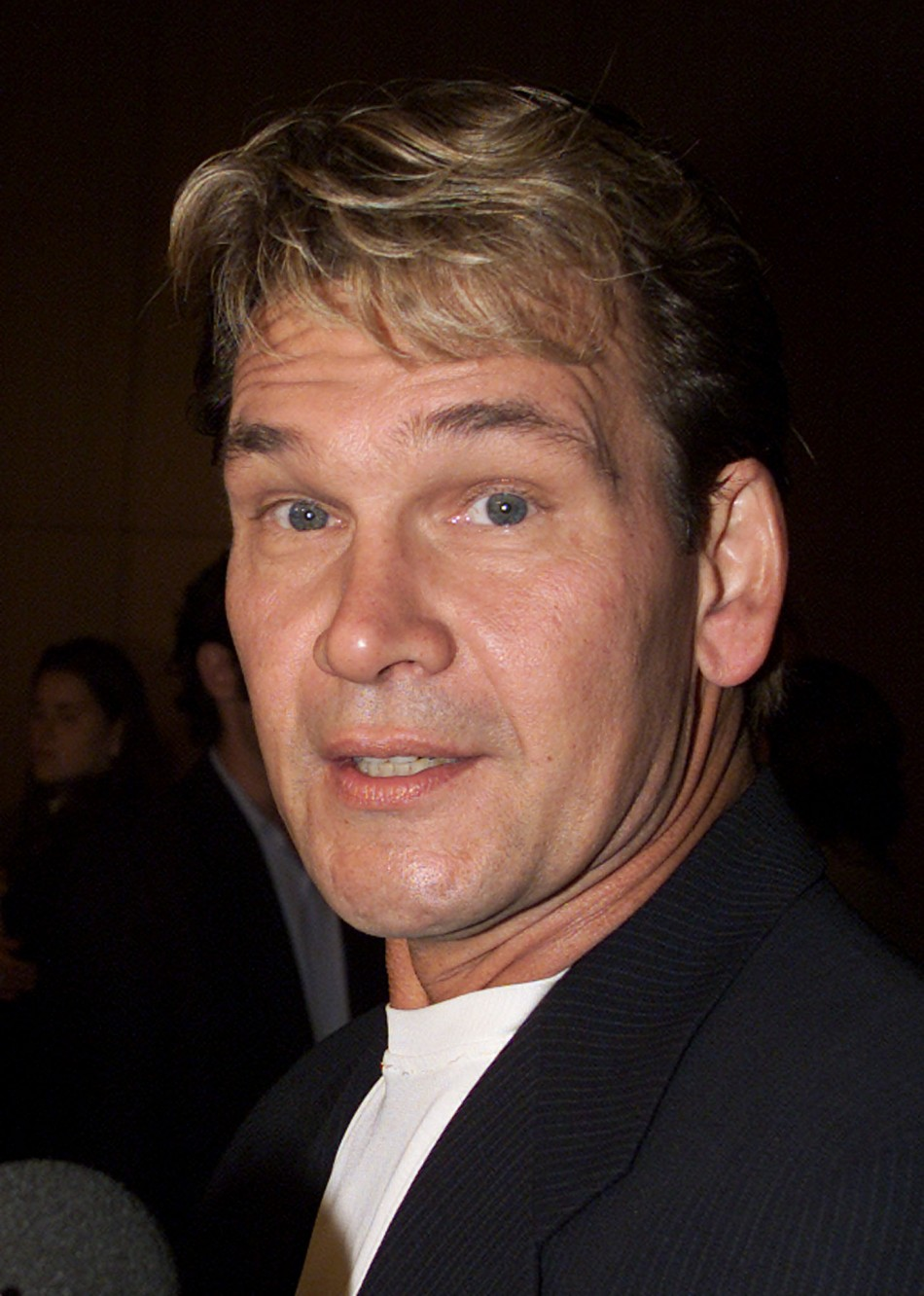 Patrick Swayze memorabilia auction to go ahead amid family ...