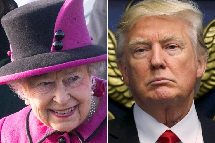Donald Trump and Melania to attend Buckingham Palace reception hosted by Queen Elizabeth in December