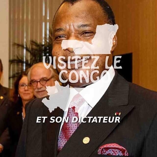 Sassoufits spoof campaign in Congo-Brazzaville