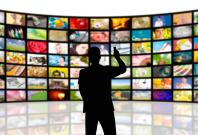TV media streaming