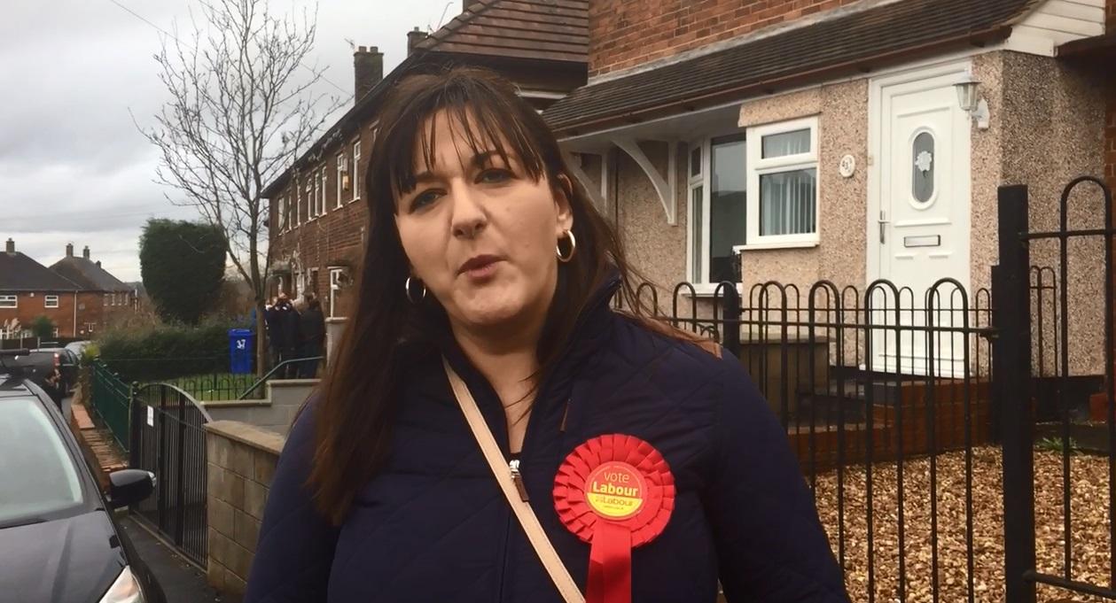 Ruth Smeeth, Labour MP