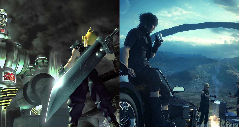 Final Fantasy 7 20th Anniversary: How Final Fantasy 15 ... - photo#16