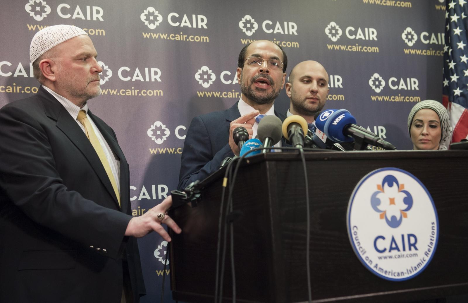 CAIR directors announce lawsuit