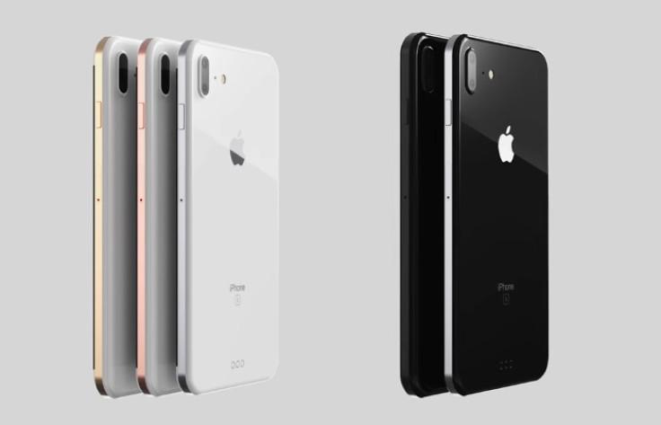 iPhone 8 Plus render