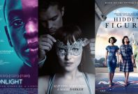 February film preview: Fifty Shades Darker, Hidden Figures and Moonlight