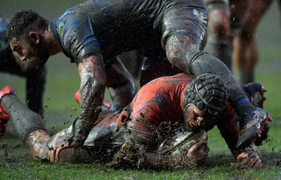 Anglo- Welsh Cup match