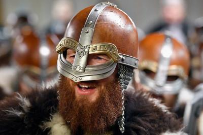 Up Helly Aa Shetland Viking