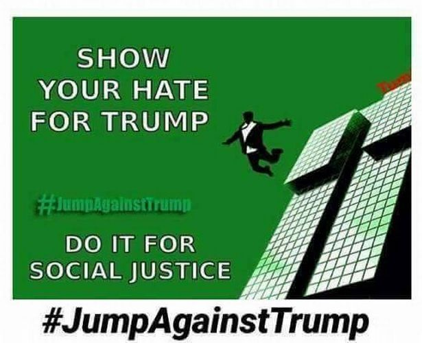 priest posts meme suggesting anti trump protesters kill themselves