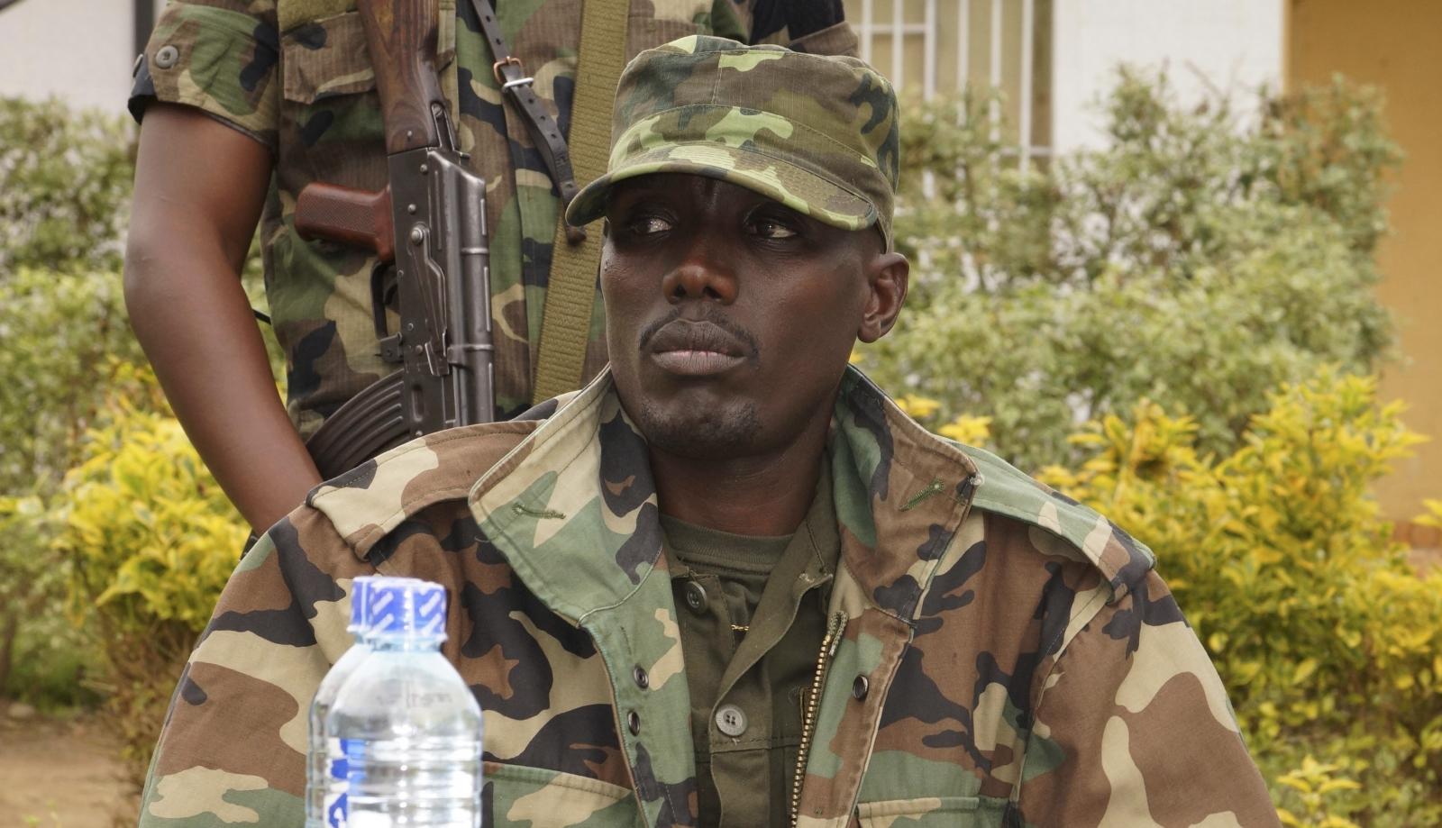Sultani Makenga, M23 rebel leader