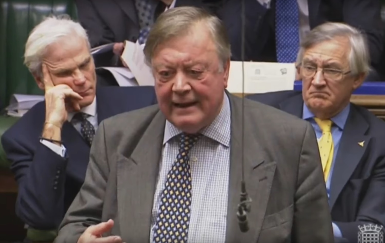 Ken Clarke Conservative MP