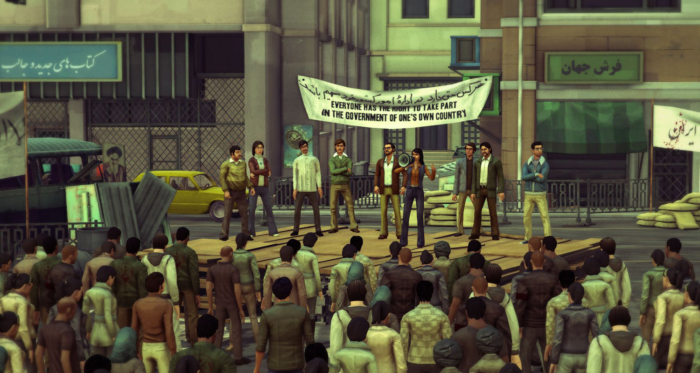 1979 Revolution Game