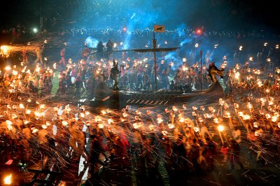 Up Helly Aa Viking