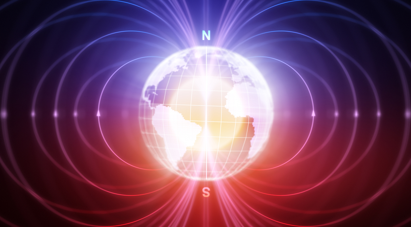 earth magnetic field flip