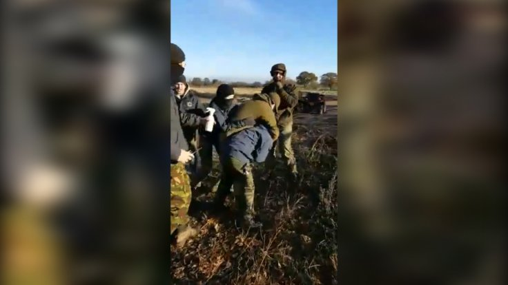 Woman assaulted by hunt worker