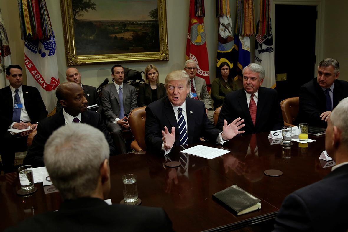 Trump to meet pharmaceutical representatives at White House on Tuesday