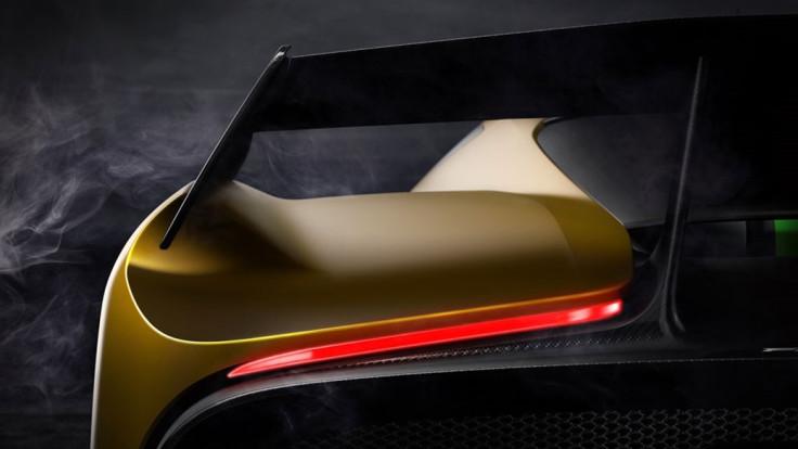 Fittipaldi EF7 car