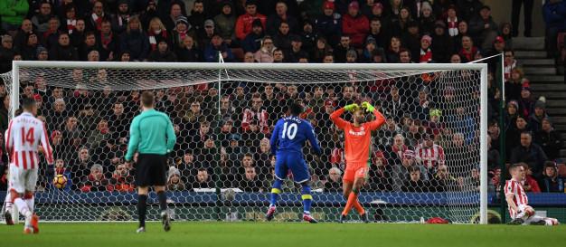 Stoke vs Everton