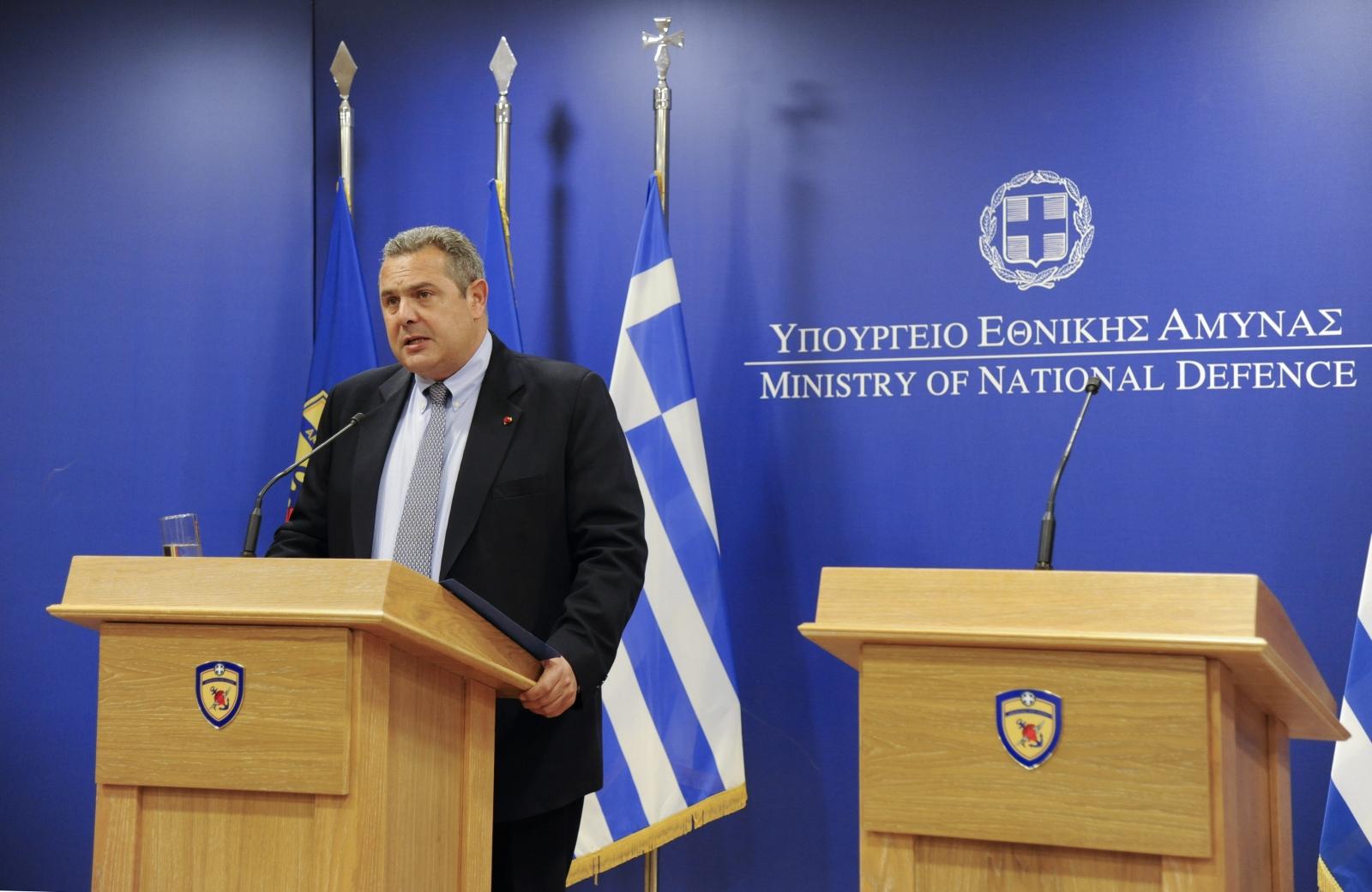 Panos Kammenos