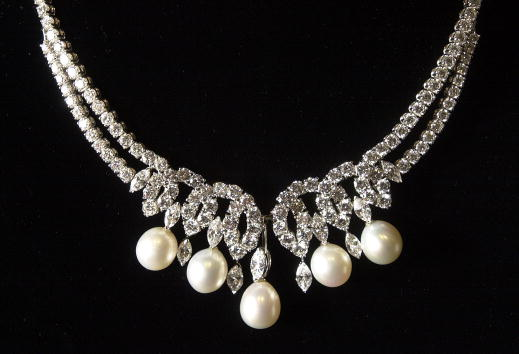 Princess Diana's Swan Lake necklace