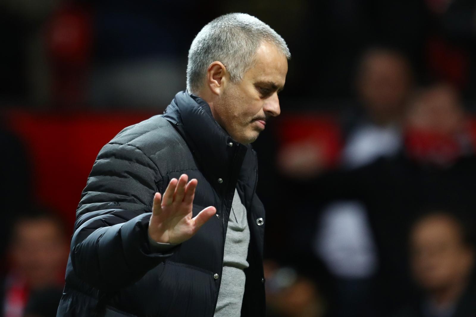 Jose mourinho technicolor overcoat