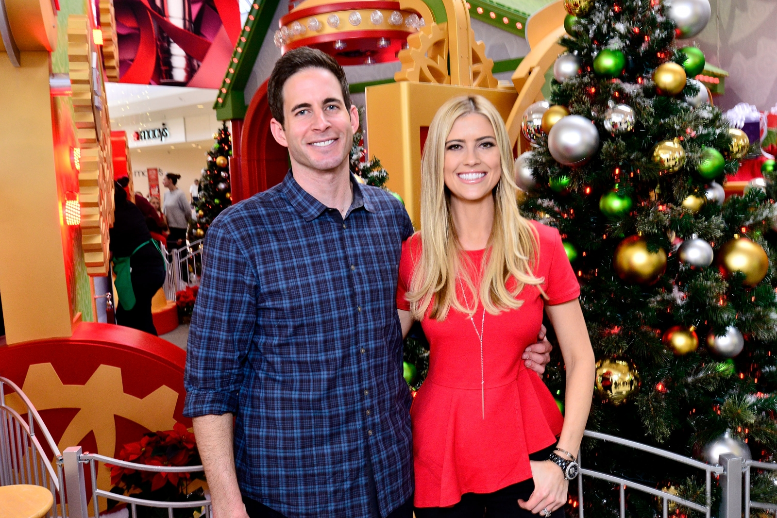 'Flip Or Flop' Star Christina El Moussa Spotted With New Boyfriend