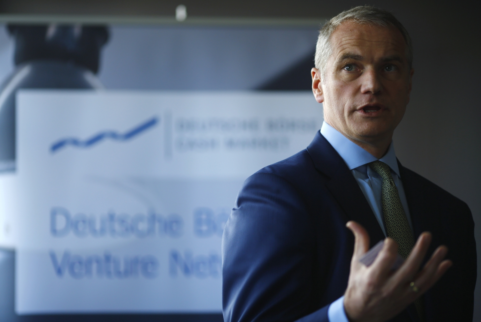 Deutsche Boerse chief executive in insider trading probe